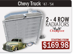 Chevy Radiators