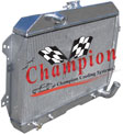 Champion Cooling Radiator EC110