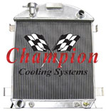 Champion Cooling Radiator CC2829FD