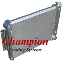 Champion Cooling Radiator EC337