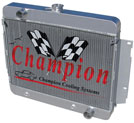 Champion Cooling Radiator CC345