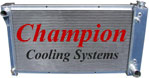 Champion Cooling Radiator EC369
