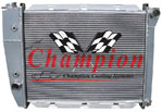 Champion Cooling Radiator EC385