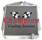 Champion Cooling Radiator CC4348