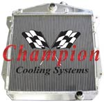 Champion Cooling Radiator CC4348chn