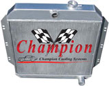 Champion Cooling Radiator EC6062