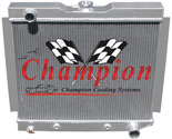 Champion Cooling Radiator EC6267