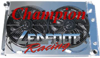 Champion Cooling Radiator EC716fs14