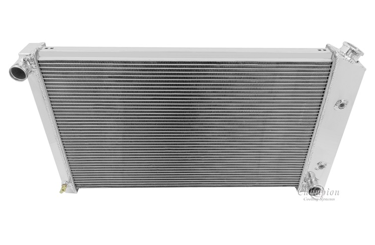 Pontiac Firebird Trans Am 70 81 Radiator