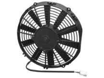 "SPAL-1500 Medium Profile 11"" Fan : Replaces many 12"" fans"