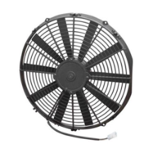 "SPAL-1517 Medium Profile Pusher 16"" Fan"
