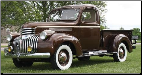 (41-46) Chevrolet Truck Radiators