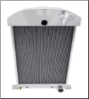 (33-34) Ford Radiators Chevy Configuration