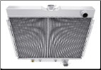 "16.38"" x 24"" Core Ford Downflow Radiator"