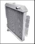 "F-Series Truck Radiator (68-79) 24"" tall core Grill side Bracket"