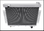 Ford Car Radiator 6 Cyl (57-59)