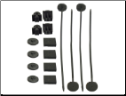Core Mounting Kits and parts