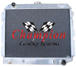 Champion Cooling Radiator EC2374
