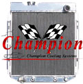 Champion Cooling Radiator CC251