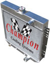 Champion Cooling Radiator EC340