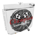 Champion Radiator MC340-340FS16