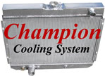 Champion Cooling Radiator EC379