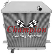 Champion Radiator CC4001FD