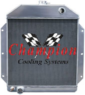 Champion Radiator CC49FD
