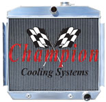 Champion Cooling Radiator CC5056