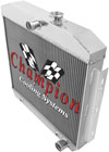 Champion Cooling Radiator EC5057