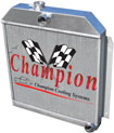Champion Cooling Radiator EC52PLY