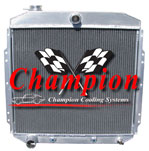 Champion Cooling Radiator EC5356
