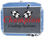 Champion Radiator CC6164