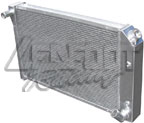 Champion Cooling Radiator EC718