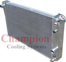 Champion Cooling Radiator EC829