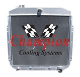 Champion Radiator CC8356