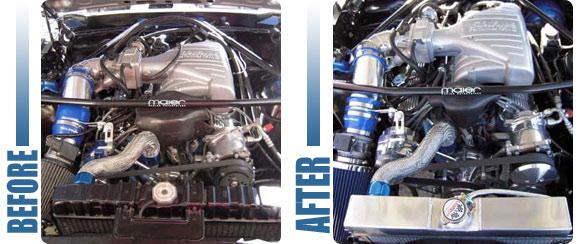 Radiator Comparison