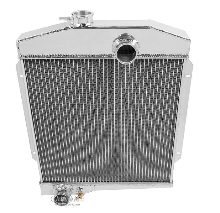 3-ROW FULL ALUMINUM RACING RADIATOR 70-81 INTERNATIONAL SCOUT II//PICKUP 5.0 V8